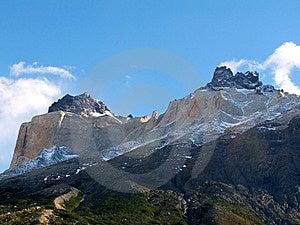 Los Cuernos Stock Image - Image: 10101691