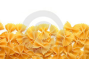 Detail Of Macaroni Pasta Useful As A Background Stock Photography - Image: 10105102