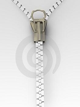 Zipper Royalty Free Stock Photos - Image: 10105558