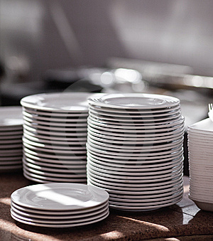 Plates Stock Photography - Image: 10111032