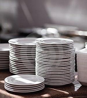 Plates Stock Photography - Image: 10111032