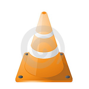 Cone Royalty Free Stock Images - Image: 10112529