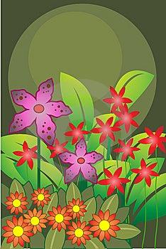 Garden Stock Photography - Image: 10112602