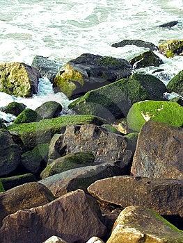 Rocky Coast Stock Photo - Image: 10113070