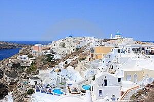 Oia, Santorini Royalty Free Stock Photos - Image: 10115248