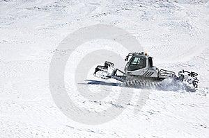 Snowcat Stock Images - Image: 10117174