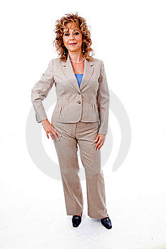 Self Confidence Royalty Free Stock Photo - Image: 10118285