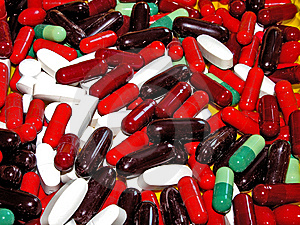 Drugs Royalty Free Stock Photo - Image: 10120375
