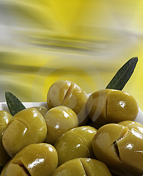Olive Stock Image - Image: 10132401