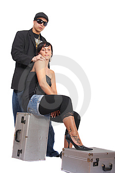 Young Couple Royalty Free Stock Photos - Image: 10132898