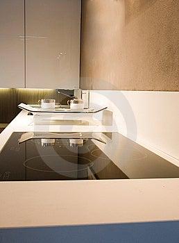 Kitchen Interior Stock Photography - Image: 10133382
