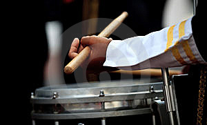 Drummer Boy Stock Photography - Image: 10135062