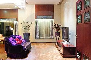 Bedroom Corner Royalty Free Stock Photography - Image: 10135947