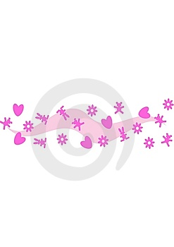 Glamour Pink Royalty Free Stock Photo - Image: 10141665