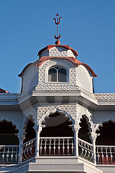 Old Russian Embassy Detail Royalty Free Stock Photos - Image: 10145128