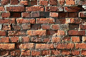 Brick Wall Royalty Free Stock Image - Image: 10157936