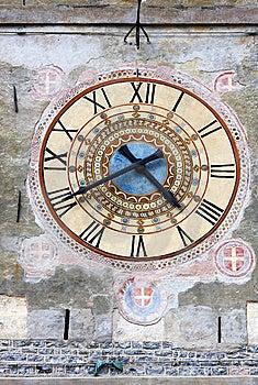 Clock Stock Photography - Image: 10158432