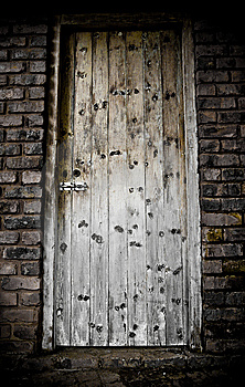 Doorway Stock Photography - Image: 10163622