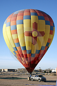 Hot Air Balloon Royalty Free Stock Images - Image: 10168219