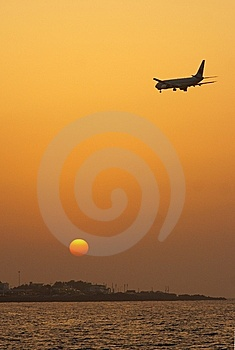 Going To The Sun Royalty Free Stock Photography - Image: 10168407