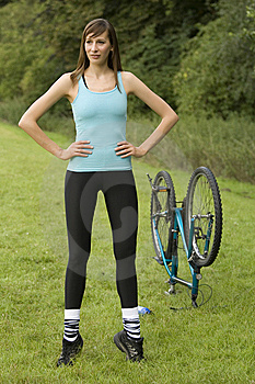 Fitness Woman Stock Photos - Image: 10169713