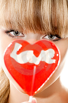 Lollypop Royalty Free Stock Images - Image: 10176059