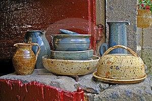 Ceramic Tableware Stock Images - Image: 10176124