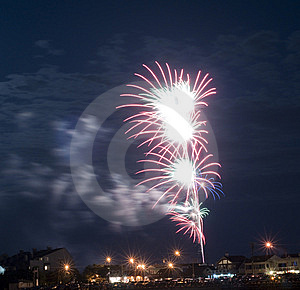 Fireworks Royalty Free Stock Images - Image: 10177339
