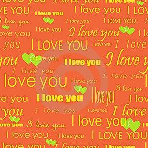 Seamless Valentine Pattern Stock Photos - Image: 10177953