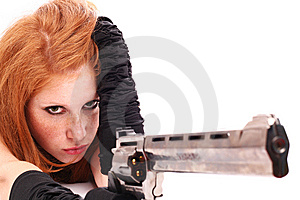 Gangsta Stock Photo - Image: 10182800