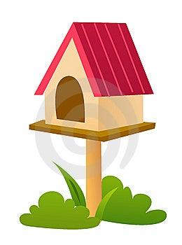 Wood House Stock Image - Image: 10186181