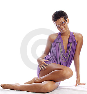 Sexy Woman Royalty Free Stock Photos - Image: 10190618