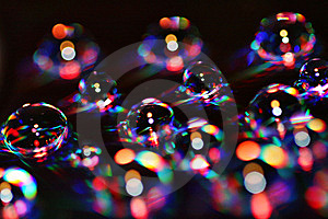 Colorful Bubbles Stock Photo - Image: 10190680