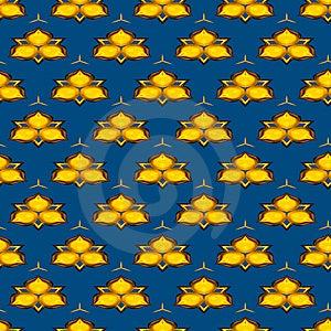 Seamless Pattern Royalty Free Stock Photo - Image: 10195235