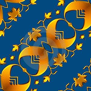 Seamless Pattern Stock Photo - Image: 10195240