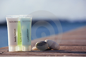 Body Essentials. Royalty Free Stock Photography - Image: 10195797