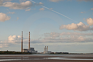 Thermal Power Station Stock Images - Image: 10196154