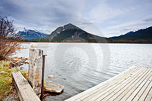 Banff National Park Stock Images - Image: 10197844