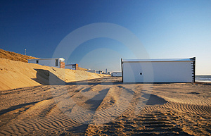 Living On The Beach Royalty Free Stock Photo - Image: 1021915