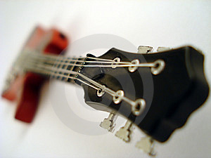 Guitar Stock Photos - Image: 1029153