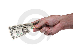 Dollar Royalty Free Stock Photos - Image: 10203878