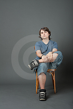 Young Men Stock Photo - Image: 10206580