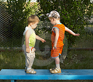 The Child Stock Images - Image: 10209194