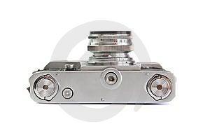 35mm Kamery Filmu Rangefinder Spodu Rocznik Obraz Stock - Obraz: 10212081