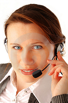 Customer Service Royalty Free Stock Images - Image: 10212939