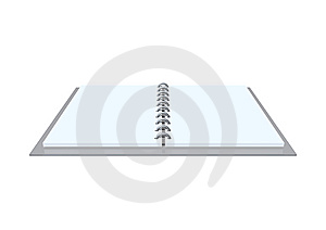 Notebook Royalty Free Stock Photography - Image: 10213777