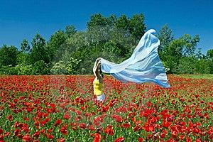 Happy Girl Royalty Free Stock Image - Image: 10214666