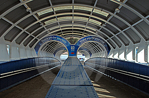 Ferry Terminal Royalty Free Stock Images - Image: 10220519