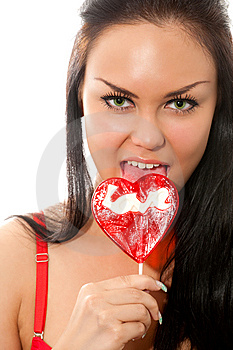 Lollipops Stock Images - Image: 10224644