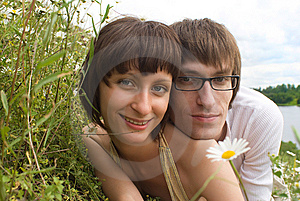 Boy And Girl (couple) Royalty Free Stock Photos - Image: 10227098